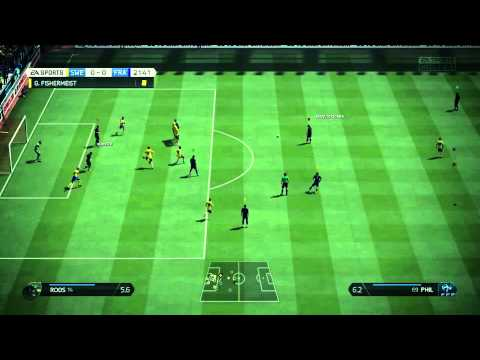 iFVPA France FIFA 14 - World Cup 2014