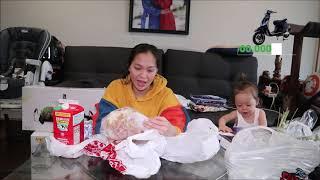 Vlog 559 ll Đi 3 Chợ Việt Nam - Hàn Quốc - Trung Hoa Mua Được Những Gì