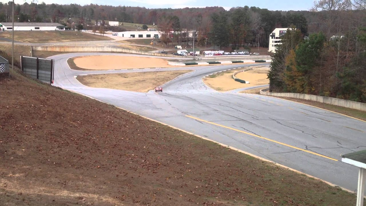 Road Atlanta Turn 12 Audi s4 Road Atlanta Into Turn