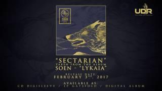 SOEN -  Sectarian (audio)