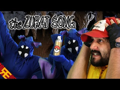 The Zubat Song: A Pokemon Musical