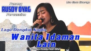 Download lagu #PUSANG RUSDY OYAG PERCUSSION - #WANITA IDAMAN LAIN