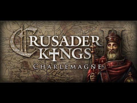 Crusader Kings 2 - Charlemagne; West Africa Rising (WAR) - Episode 1