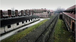 """بالفيديو: معسكر """"أوشفيتز"""" أكبر معسكرات النازية للاعتقال"""
