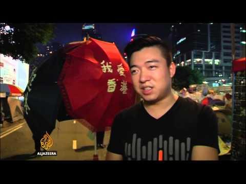 Plan to preserve Hong Kong protest symbols