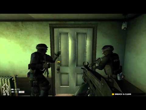 Swat 4 - Mac Gameplay [HD]