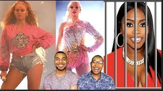 #PopRoast  Remy Back to Rikers? Taylor Swift Steals from Beyonce? + Reality Tea & Celebrity Gossip