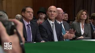 WATCH: Former Equifax CEO testifies before Senate Banking Committee