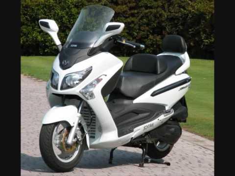 2009 SYM JOY-MAX 300 EFI