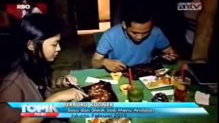 ANTV TOPIK, edisi Kuliner Restoran Dengan Dekorasi Unik [SINOU Kaffee Hausen & Eatery]