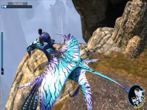 Avatar Game Play Riding Ikran