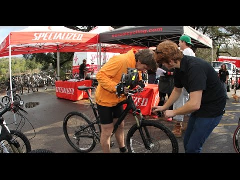 2015 Specialized Test the Best Demo Tour - 2016 Specialized Stumpjumper FST Expert 650B 27.5
