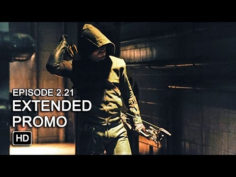 Arrow 2x21 Extended Promo - City of Blood [HD]