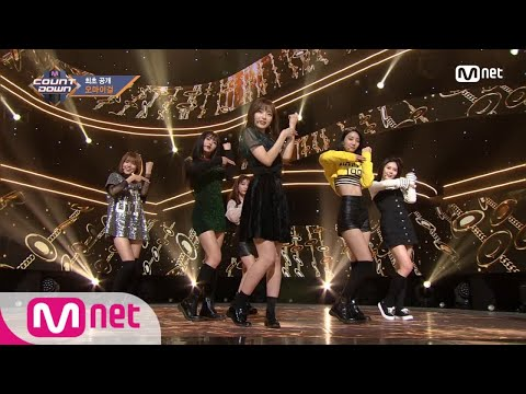 [OH MY GIRL - Love O'clock] Comeback Stage | M COUNTDOWN 180111 EP.553