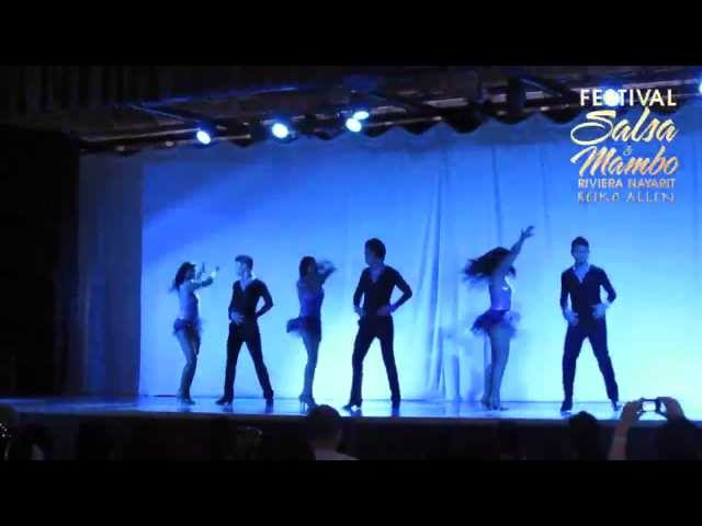Escencia Latina - Riviera Nayarit Salsa & Mambo Festival 2013