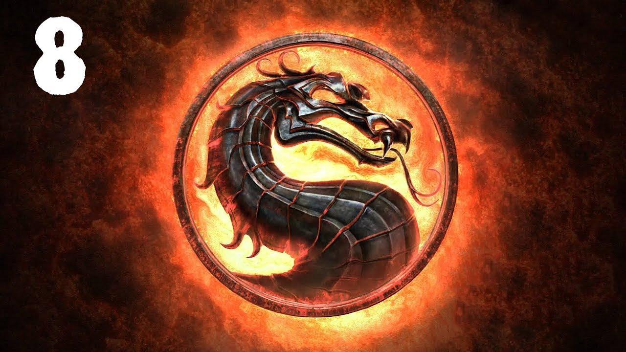 Прохождение Mortal Kombat 11 — Часть 8: Финал