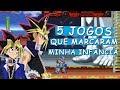 5 JOGOS QUE MARCARAM MINHA INFÂNCIA - FiaspoGames