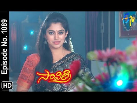 Savithri | 26th September 2018 | Full Episode No 1089 | ETV Telugu