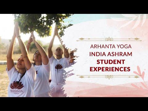 Arhanta Yoga Ashram India Impressions - RYS 200, 300, 500