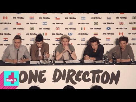One Direction's Where We Are Tour 2014 announcement | 4Music