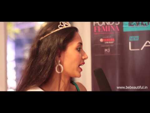 Pond's Femina Miss India Diaries: Glamourous Eyes