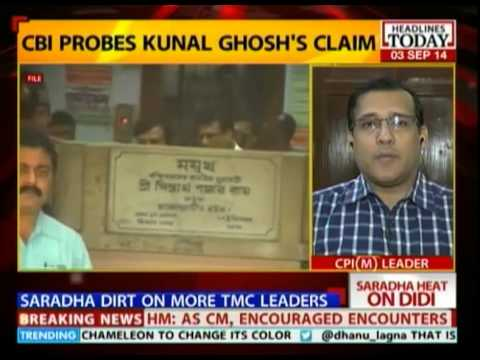 Mamata-Sudipta Sen meet under scanner