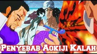 Wow!! Ternyata Inilah Penyebab Aokiji Kalah Dari Akainu (Teori One Piece)