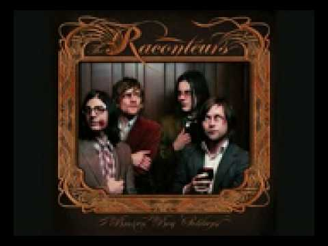 the raconteurs broken boy soldier lyrics