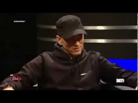 Eminem talks about Kendrick Lamar #1