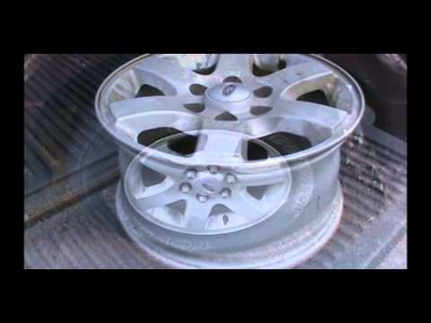 Tire Pressure Sensor Fault >> 2010 Ford Expedition TPMS Fault Repair - YouTube