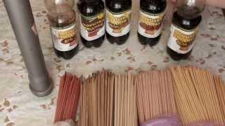 плетение из газет покраска трубочек weaving from Newspapers