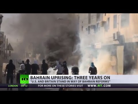 Endless Standoff? Bahrain burns with protests 3yrs on