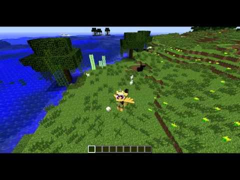 Minecraft- Liga Znaczkowa – piosenka z MyLittlePony – mod Kucykowy