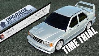 WTTT (New York E-Prix) Mercedes-Benz 190E 2.5-16 EVOII (Onboard Cockpit)