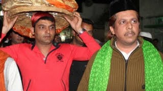 Bollywood actor Kapil Sharma visits Ajmer Sharif