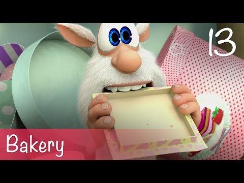Booba - Bakery - Episode 13 - Буба - Cartoon for kids thumbnail