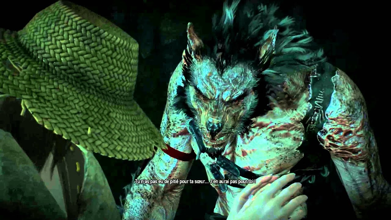 Tuto Loup Garou The Witcher 3 Loup Garou
