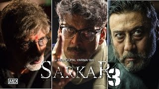 Sarkar 3 Movie | Amitabh Bachchan, Manoj Bajpayee, Jackie Shroff | Cast Announced