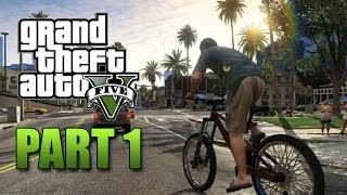 GTA 5 Xbox One Gameplay Walkthrough Part 1 - Worst Heist Ever (Next Gen)