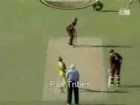 Brett Lee Greatest Fast Bowler In Cricket video