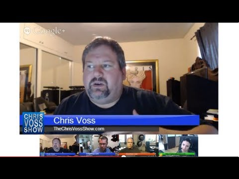 google+ what's NEW? with Chris Voss