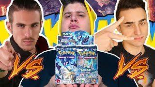 BOX 36 BUSTINE! DLARZZ vs FEDERIC vs TUBERANZA - Pack Opening Pokémon Ultra Prisma