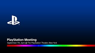PlayStation® Meeting 2016 | English