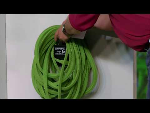 Gartenschlauch In Spiralform Mit 15m Länge