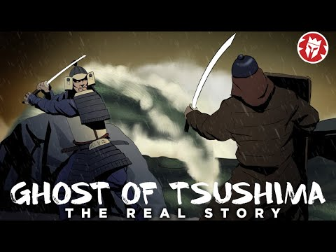 Real Ghost of Tsushima - Mongol Invasion of Japan DOCUMENTARY