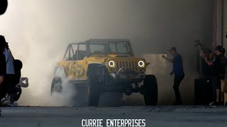 [HOONIGAN] Club Days - Jeeps take over the Donut Garage w/ Currie Enterprises
