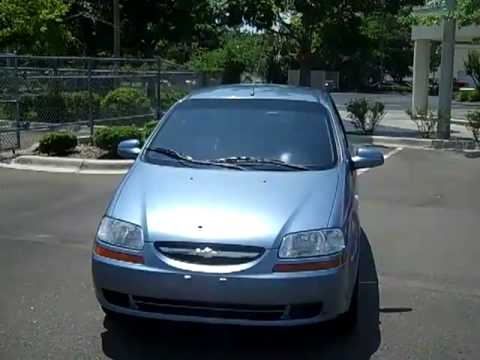 2006 Chevy Aveo LS. USED CAR VIDEO GAINESVILLE FL CALL FRANCIS (352)-745-2019