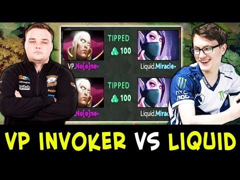 Never pick INVOKER vs MIRACLE — Liquid vs VP SUPERMAJOR FINALS