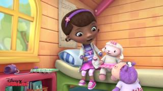 The Glider Brothers | Doc McStuffins | Disney Junior UK