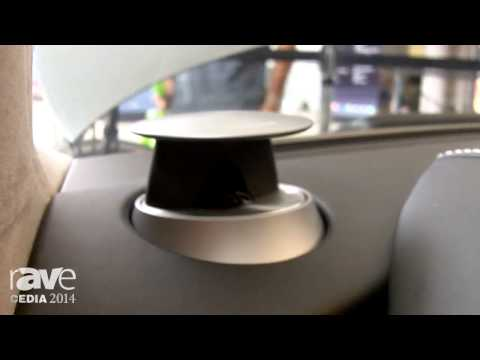 CEDIA 2014: Bang & Olufsen Shows Off Aston Martin With B&O Sound System